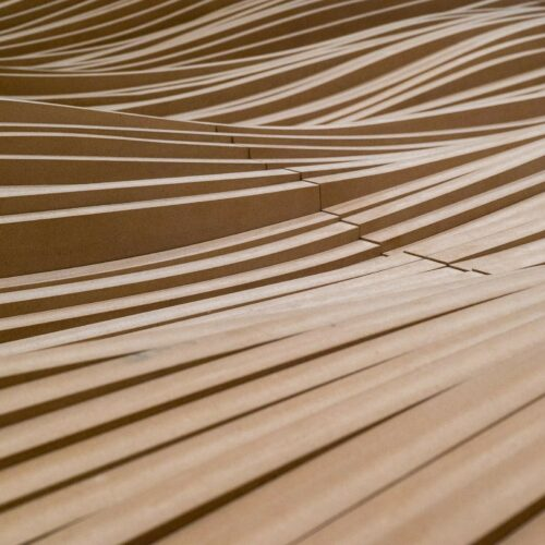 Interior Wood Flow