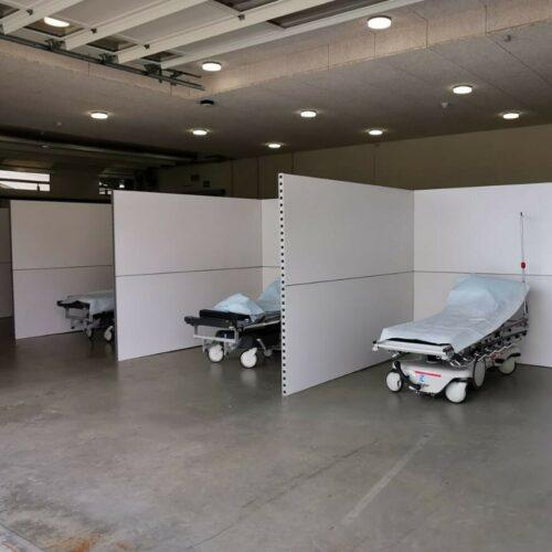 Scheidingswand Ziekenhuis Maas En Kempen
