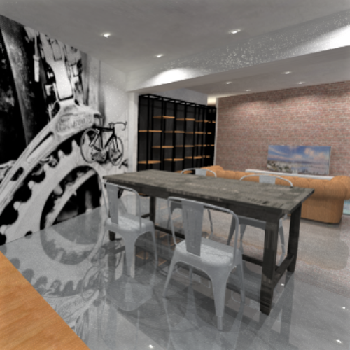 Shimano Showroom Loft