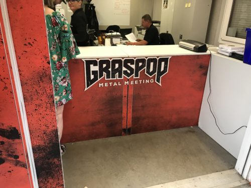 graspop-metal-meeting-gmm-festival-modulair-wand-systeem-frameworks-dessel-artists-info-desk
