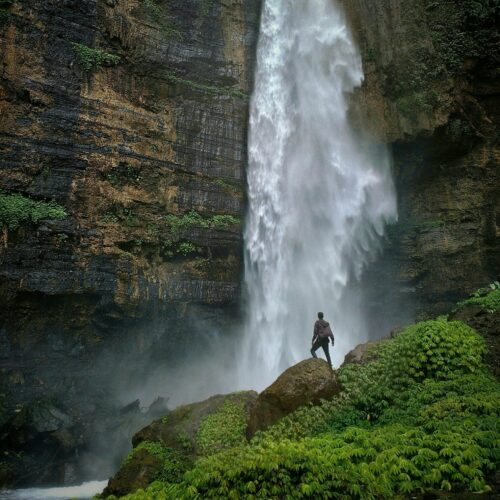 Product Green Waterfall
