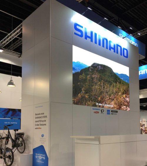 shimano-benelux-event-branding-frameworks