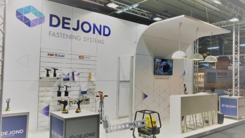 Modular Exhibition Stand Jobs : Dejond