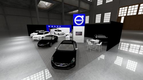 volvo-autosalon-modulaire-beursstand-standenbouwer-frameworks-modular-wall-graphic-design
